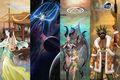 画面细节精致 上手简单《无限世界》游戏原画欣赏