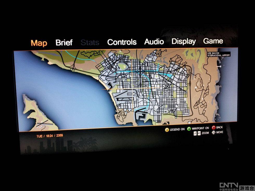 《侠盗猎车5》游戏截图和地图首次泄露