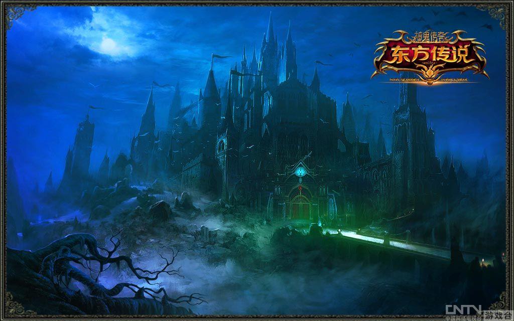 如果暗请深暗《神鬼传奇》恶灵古堡很幽暗