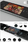 取代掌机?iPhone4完美外接游戏手柄问世