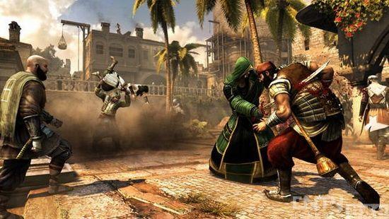 《刺客信条:启示录》DLC将于明年初发售