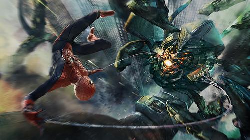 动视公布《神奇蜘蛛侠》