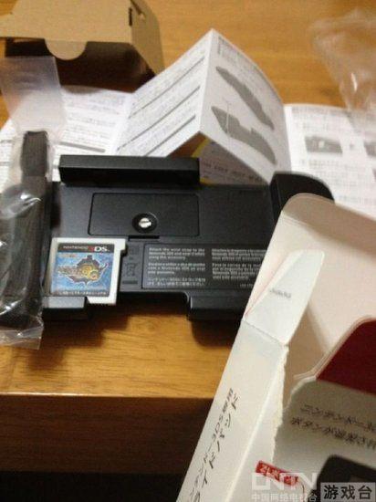 3DS扩充底座电池续航长达480小时