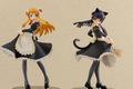 黑猫KuroNeko及女仆桐乃手办