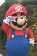 任天堂送3DS 助玩家扮装马里奥一个月