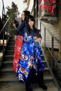 《马路须加学园》歌舞伎COS 大舞技近乎原版有木有!