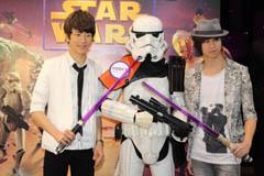 明星云集 微软台湾举办《星战之夜名人Party》