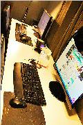 梦想照进现实 宅男6万元打造3D游戏室