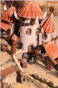 魔兽世界玩家自建奥格瑞玛主城沙盘