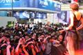 盘点CJ昆仑展台瞩目时刻  《伏魔者》超模SG团队惊艳