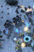 《星际争霸2:虫群之心》多人对战官方高清截图
