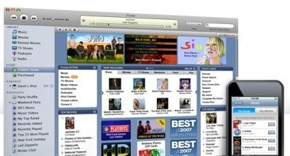 ...的音乐更便宜 iTunes Store将登陆俄罗斯