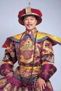 冯绍峰吴奇隆 男星穿上清宫装谁更帅