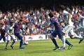 FIFA13游戏桌面壁纸 梅西满场奔跑秀脚法