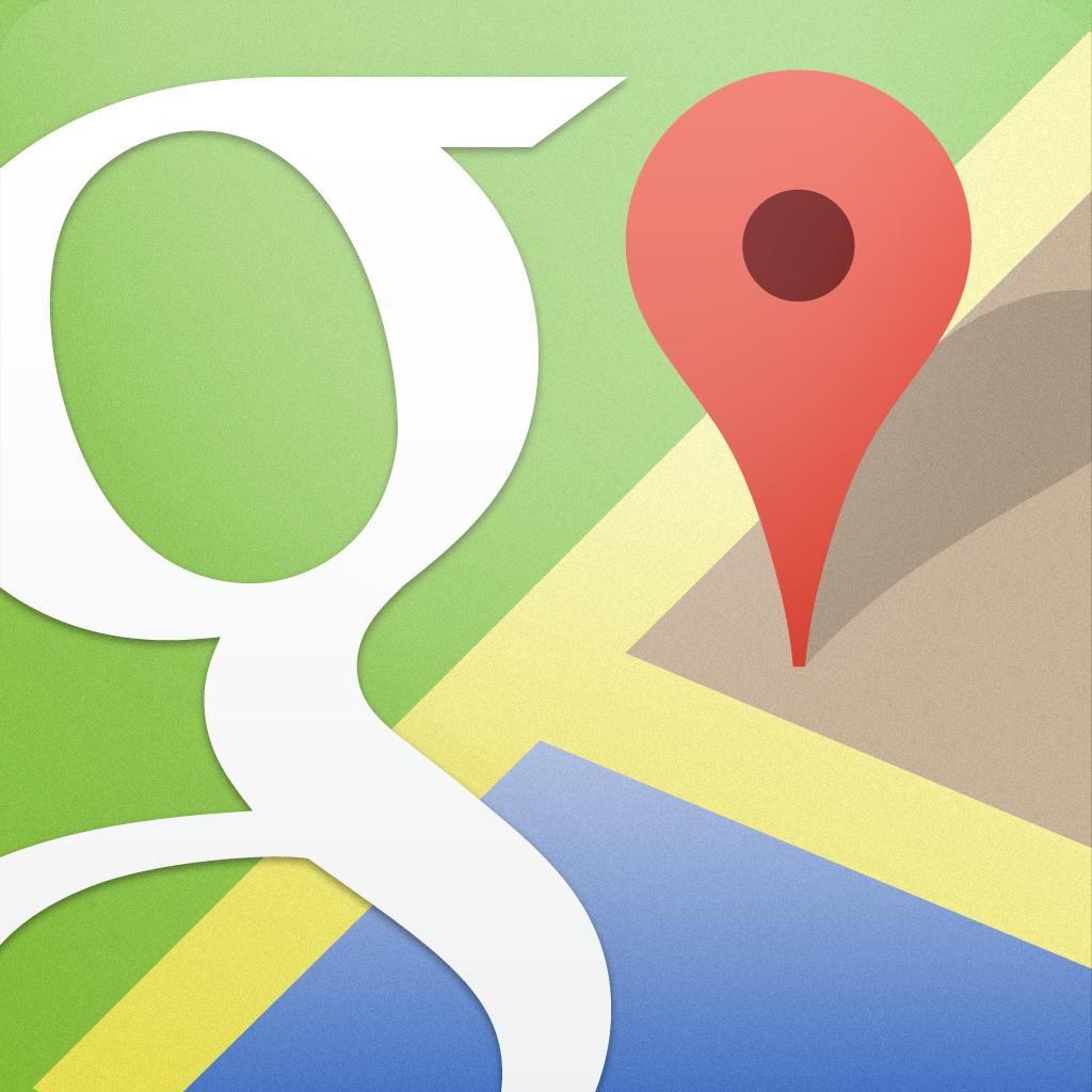 导航地图实用 谷歌地图图片