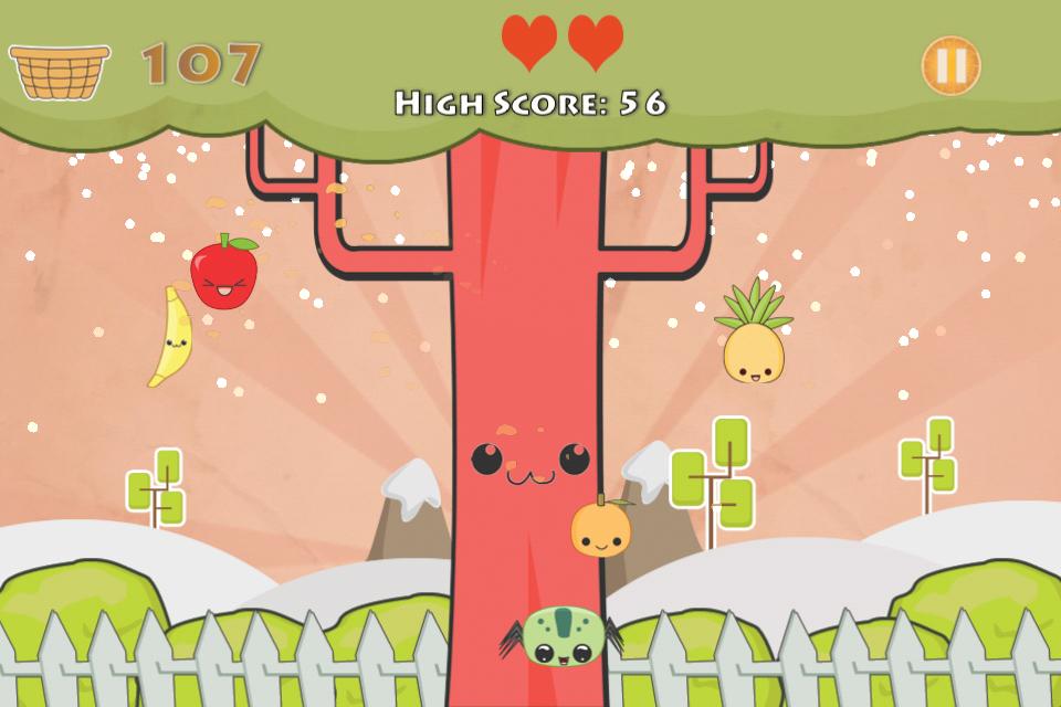 小清新游戏 可爱水果