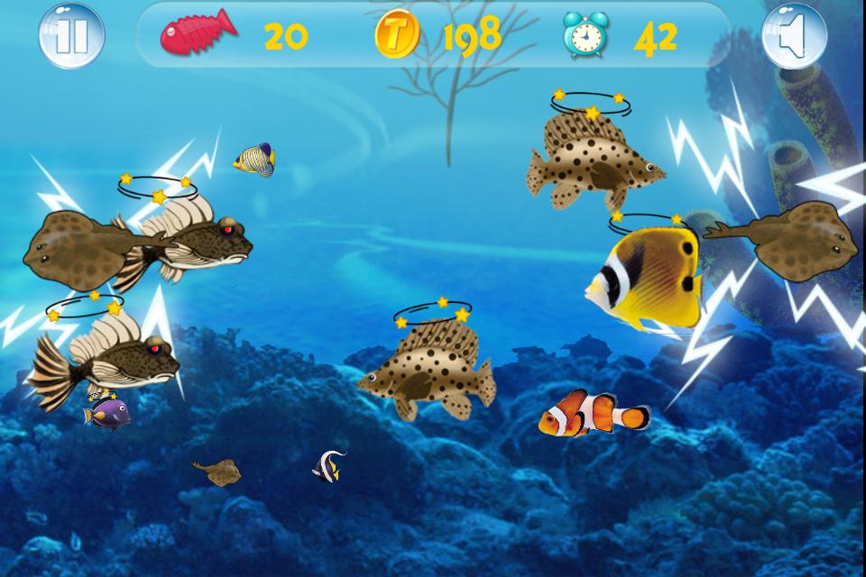 大鱼吃小鱼的游戏