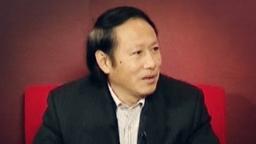 贵州省文化厅副厅长谢彬如<br>领导文化理解力决定其地方文化发展