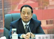 雅安市市长刘守培