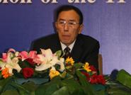 西藏人大常委会主任向巴平措
