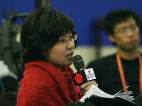 中国经营报记者提问