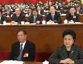 全国政协十一届三次会议举行第三次全体会议