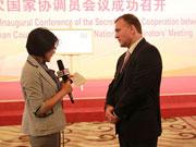 中国与爱沙尼亚合作正处于增长阶段