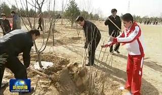 胡锦涛:为科学发展提供生态保障