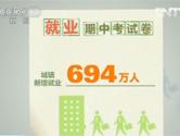 十年新增就业一亿人