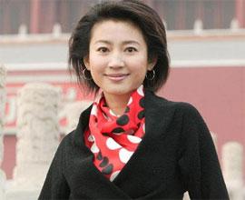 央视主持人——王小丫