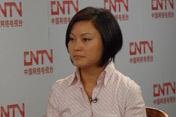 中央电视台福州应急报道点首席记者王春潇