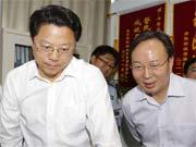 杨卫泽:创新产业升级 助推南京发展