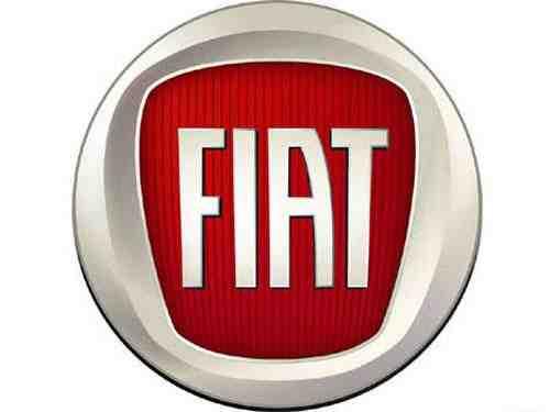 汽车品牌标志-菲亚特