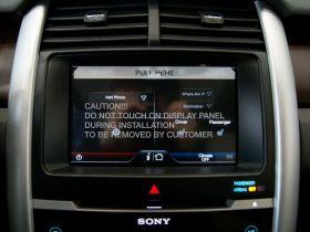 福特-锐界中控方向盘图片