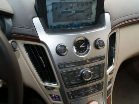 凯迪拉克-凯迪拉克CTS(进口)中控方向盘图片