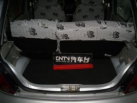奇瑞-奇瑞QQ 3车厢内饰图片