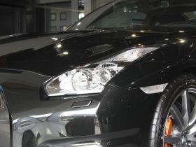 日产-日产GT-R车身外观图片