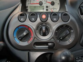 众泰-众泰M300中控方向盘图片