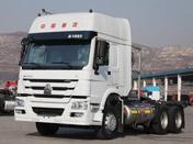 HOWO-6X4牵引车(LNG)