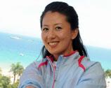 杨扬<br>《奥运中国》主持人