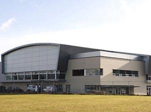 温哥华奥林匹克中心<br>比赛项目:冰壶