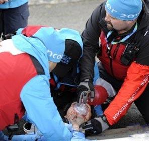格鲁吉亚雪橇选手诺达尔-库玛丽塔什维利训练意外身亡