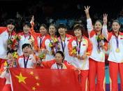 中国女子坐式排球队