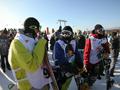 中国单板滑雪运动大事记
