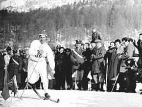 历史上的首个冬奥会冠军诞生