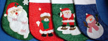 <font color=indianred><center>圣诞袜(Christmas stocking)</center></font><br>