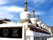 线路二:西宁-塔尔寺-互助土族风情园