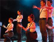 SPY女子舞蹈团体劲舞