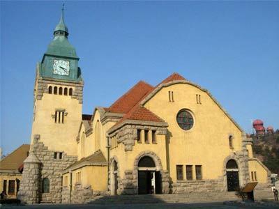 Iglesia Protestante de Qingdao