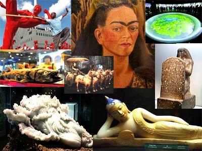 Los tesoros en la Expo nos presentaron un paisaje muy fantástico.La Expo se ha clausurado, hoy nos gustaría invitaros a dar una vuelta para apreciar otra vez los tesoros muy brillantes en la Expo! ¿Listos?¡vámonos!